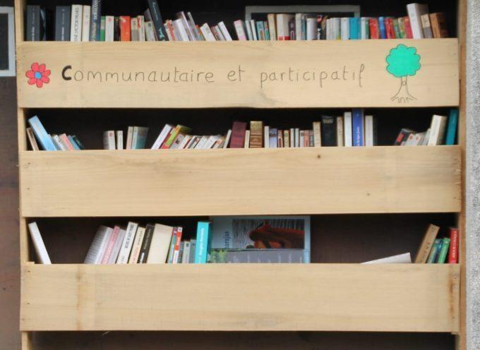 Une bibliothèque participative dans Muret