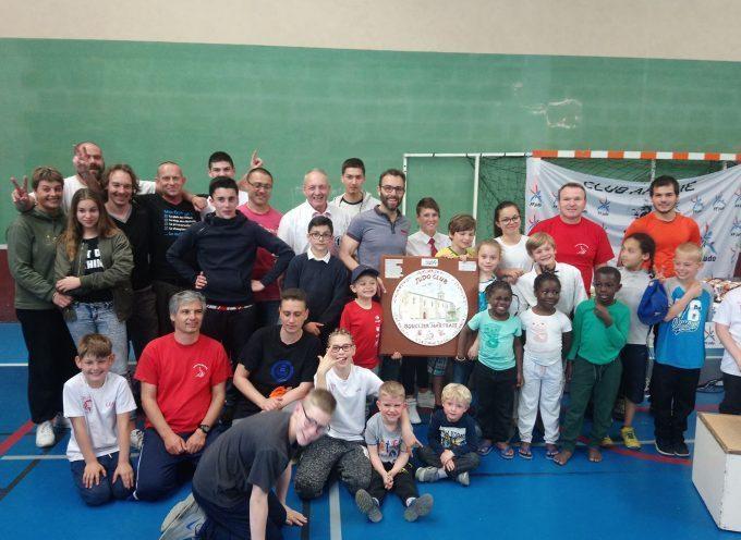 Le Judo Club Martrais remporte le Bouclier