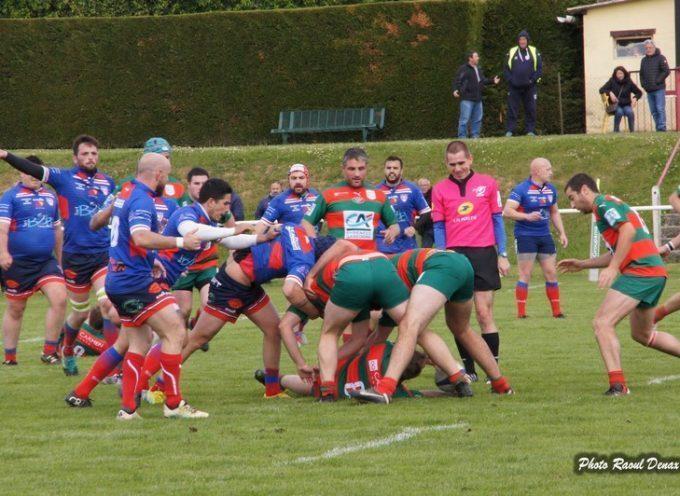 Rugby XV : 32ème du championnat de France