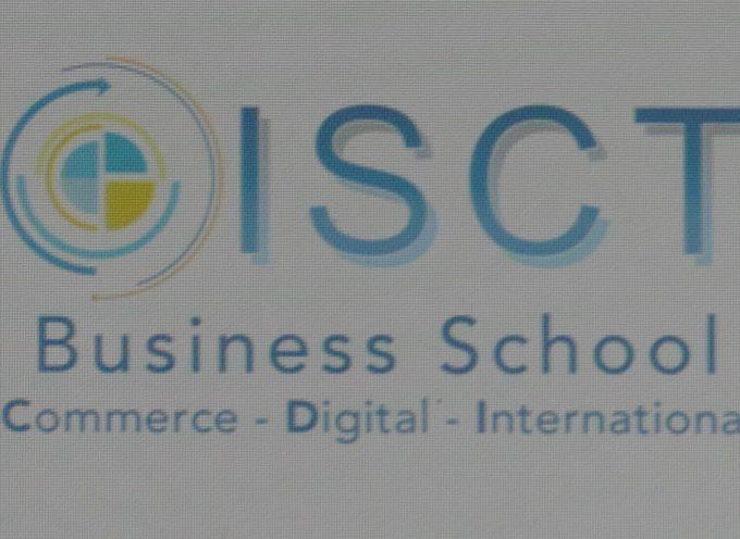 L'ISCT Business School ouvre ses portes