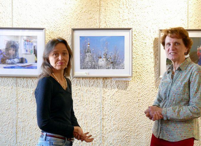Voyagez en Russie avec l'exposition d'Eléna Alexandrova