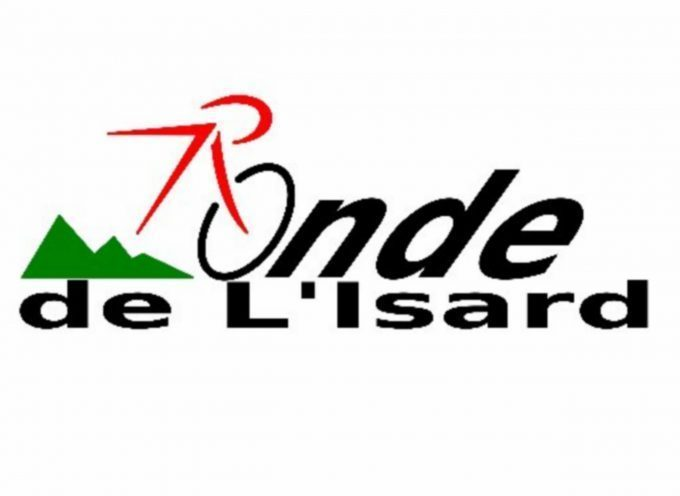 Départ de la 42ème édition de la «Ronde de l'Isard»