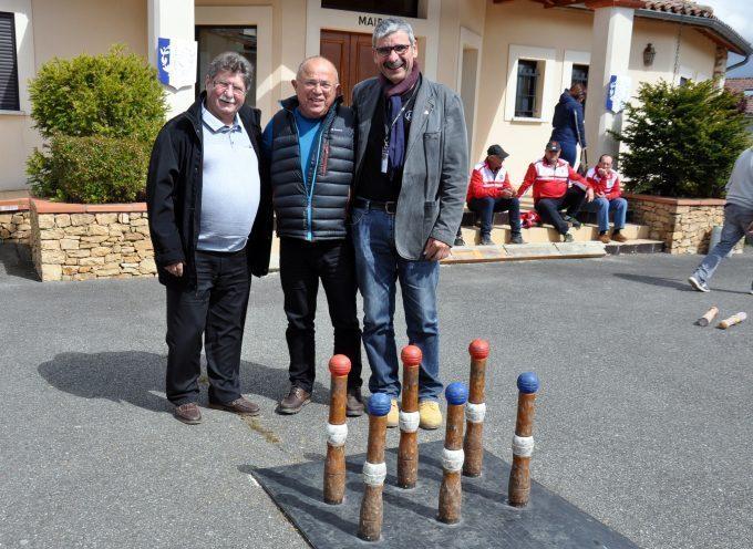 Les Tourreilles : Une coupe d'Occitanie pour les quilles au maillet