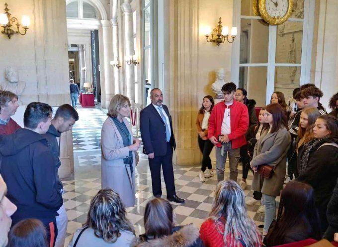 Visite groupée de l'Assemblée Nationale