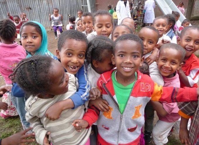 Un méchoui pour Desta Enfance Ethiopie