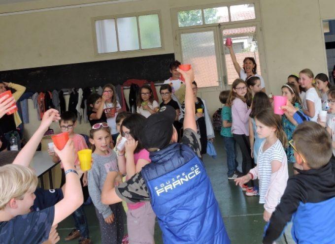 Landorthe : La fête des bouchons avec l'ALAE le 21 juin