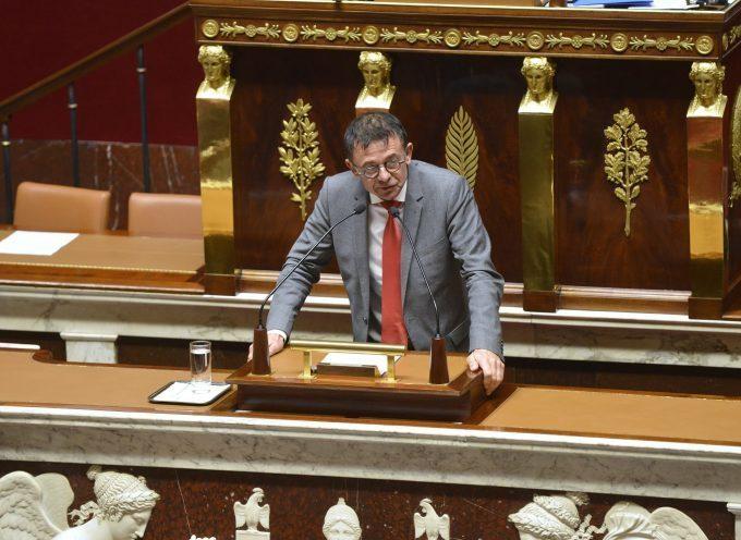 Joël AVIRAGNET député à l'Assemblée Nationale vote contre le CETA