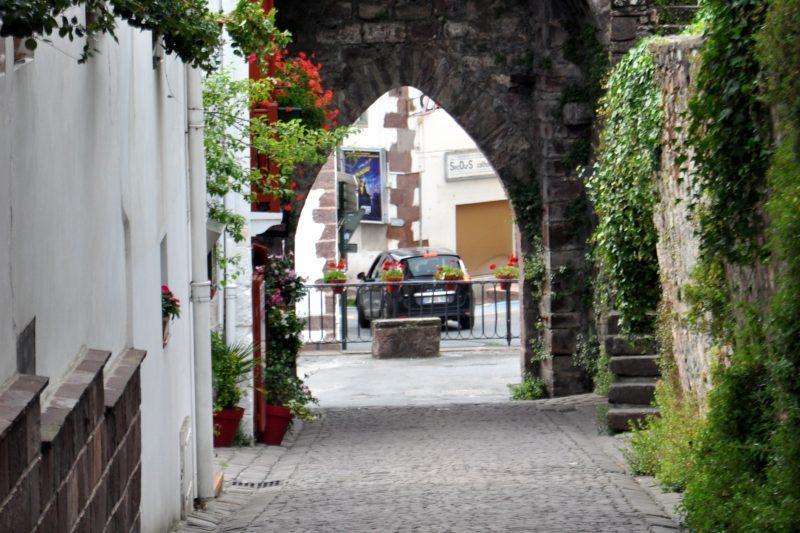 Dans les rues de Saint Jean Pied de Port