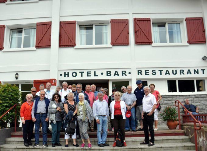 Montréjeau : Le pays Basque pour les 3A