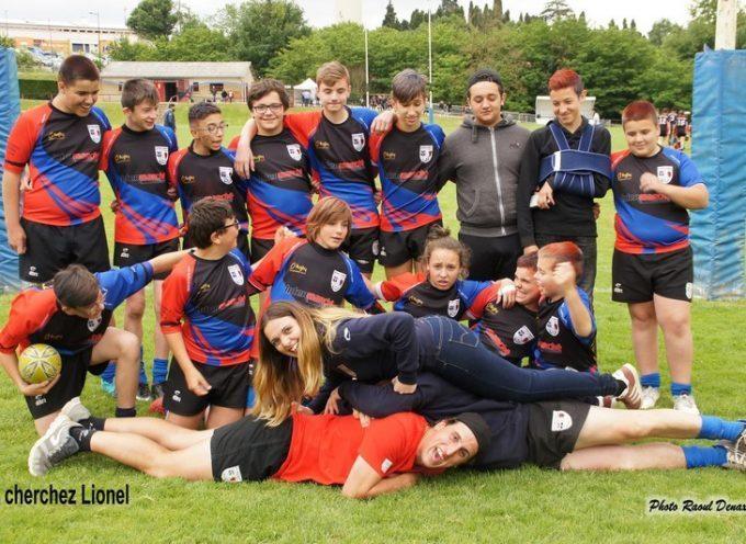 Tournoi de l'école de rugby de l'UCF