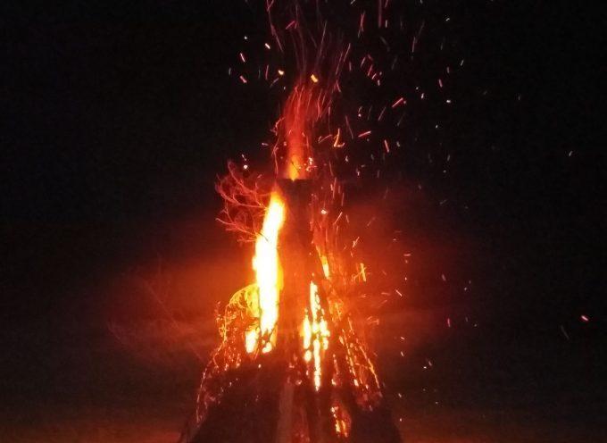 Arguenos et les feux de la Saint-Jean
