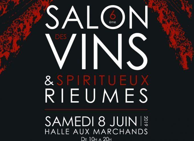 Le Salon des Vins & Spiritueux de Rieumes