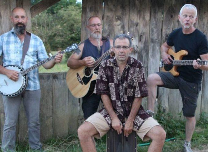 Aspet : Musique avec les Pappys Bass Tone au SoueichKfé
