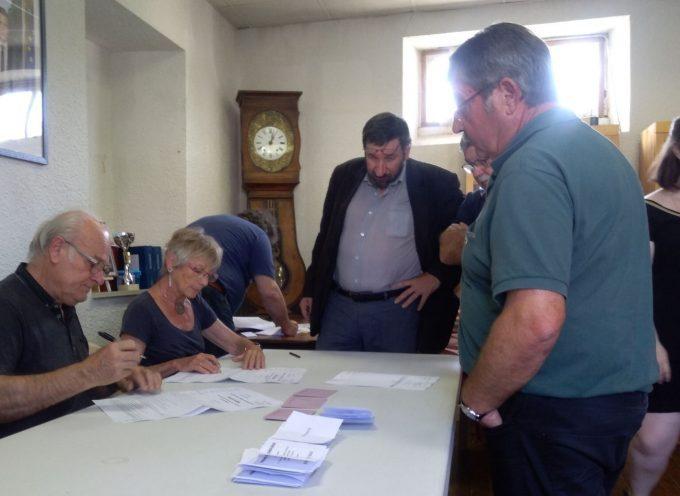 Les électeurs de Chein-Dessus doivent retourner aux urnes dimanche