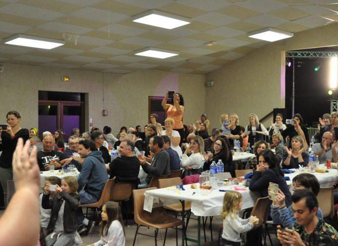 Le Cuing : Première fête locale pour le comité des fêtes