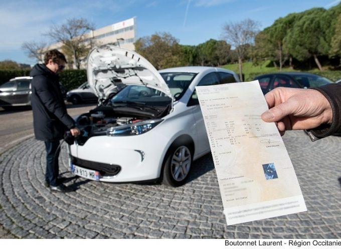 """Dispositif """"Éco-chèque mobilité"""" – Achat d'un véhicule électrique ou hybride rechargeable d'occasion"""