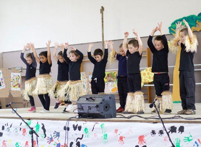 La fête des écoles à Boulogne sur Gesse