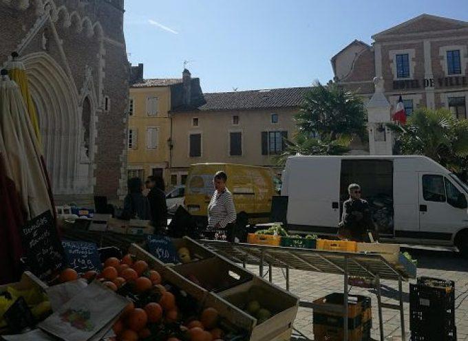 Cazères : Le nouveau marché Estiv'Halle s'installe