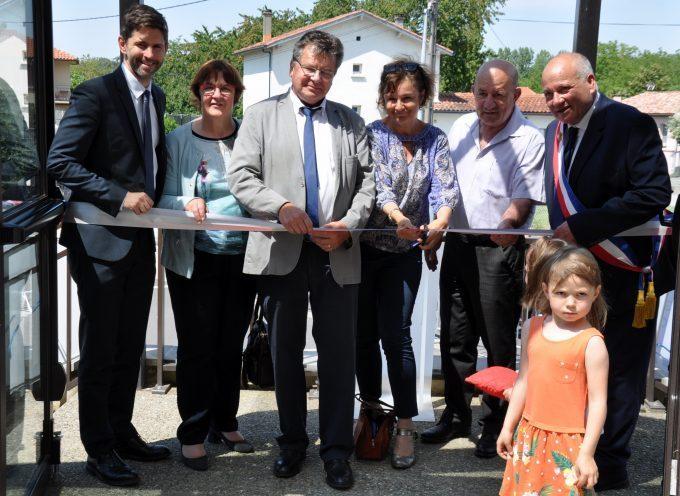 Le groupe scolaire de Gourdan-Polignan inauguré