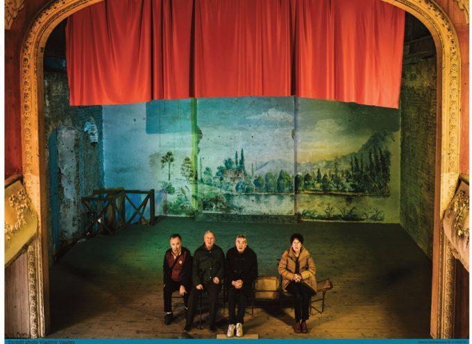 Théâtre : Demain j'ai oublié de Christel Larrouy
