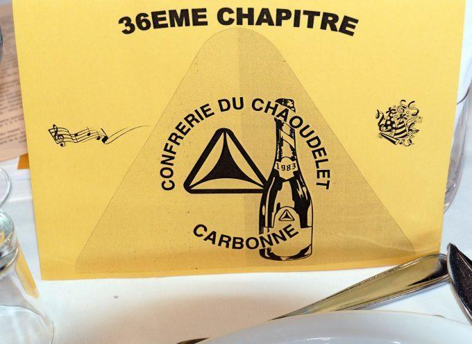 36 ème chapitre du Chaoudelet carbonnais