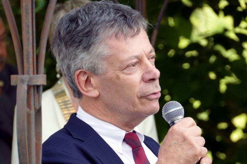 Didier Dumas futur gouverneur