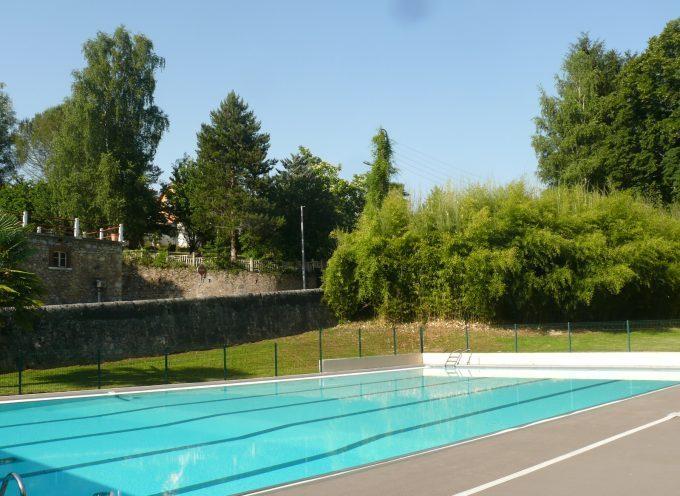 Ouverture de la piscine d'Aspet