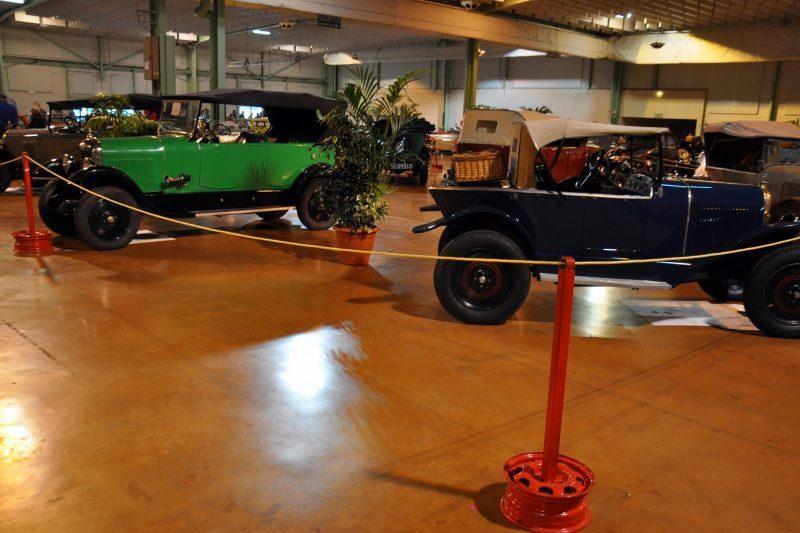 Les ancêtres Citroën