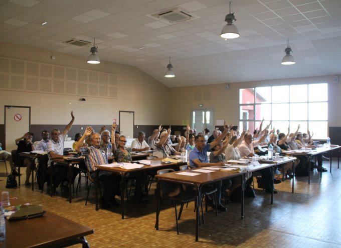 Le dernier conseil communautaire du muretain Agglo était décentré sur la commune de Saint-Thomas