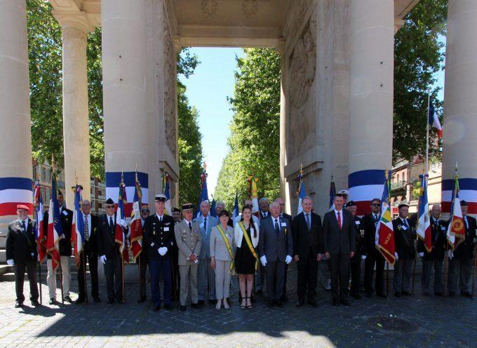 Montréjeau : Une montréjeaulaise médaillée