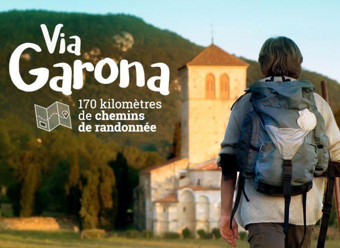Un week-end de randonnées commentées sur le parcours Via Garona