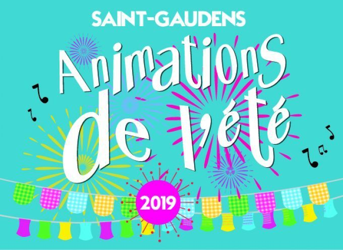 Animations de l'été de la ville de Saint-Gaudens