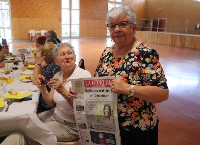 Landorthe : Le Club de l'Amitié n'est pas en vacances!