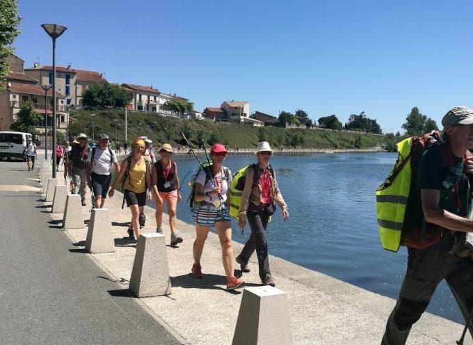 A la découverte du chemin de randonnée Via Garona les 6 et 7 juillet