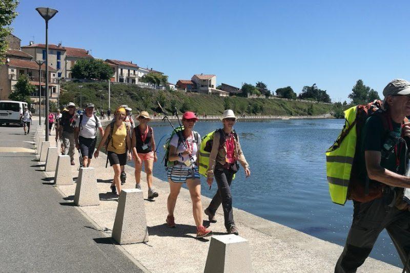 La randonnée découverte Via Garona