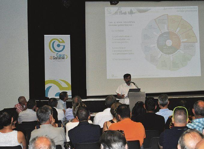Cœur de Garonne : Les élus s'engagent sur 4 principes fondateurs de l'action intercommunale