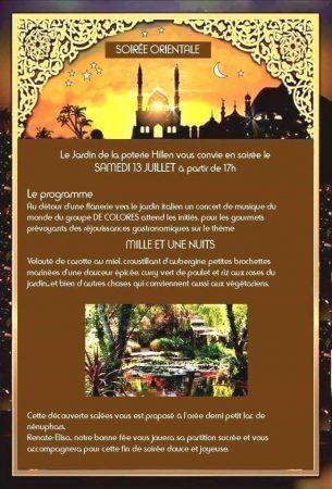 Concert aux Jardins 1