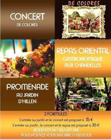 Concert aux Jardins 2
