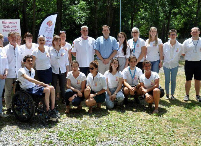 Montréjeau : L'office de tourisme à la base de loisirs