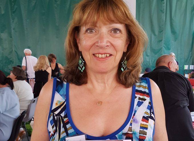 Muret : Hélène Marche en dédicace à l'Attrape-Rêves