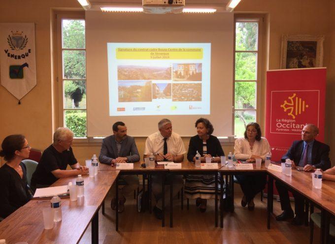 Signature du 1er contrat bourg centre en Haute Garonne
