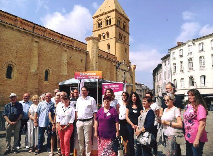 """Destination Comminges Pyrénées : Inauguration du """"Pass Tourisme"""""""
