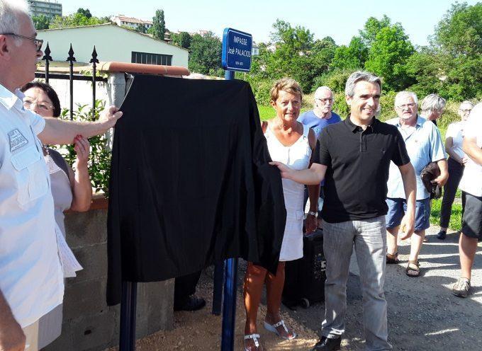 La ville de Saint-Gaudens rend un bel hommage à l'ancien boxeur José PALACIO