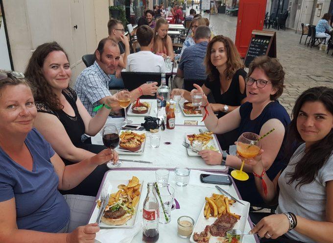 Ponlat-Taillebourg : L'ACRC à Chambord