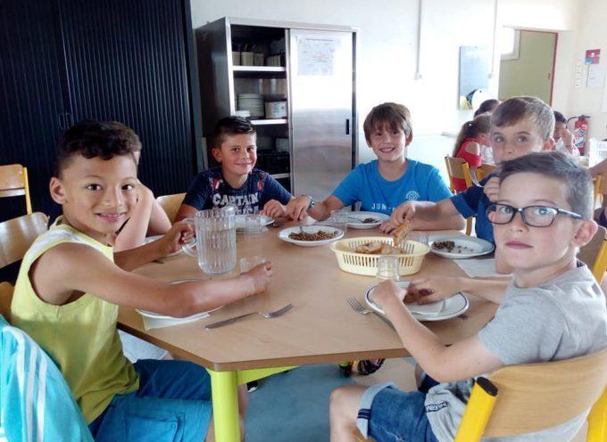 Une amélioration du temps de repas pour les enfants du Fousseret
