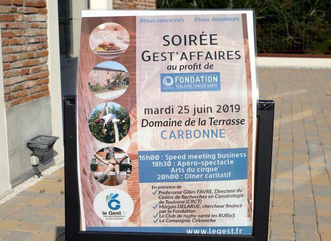 Générosité des entrepreneurs du Sud Toulousain!