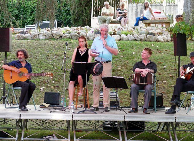 Carbonne : Les jardins Abbal recevaient « Bien Nuestro Trio »