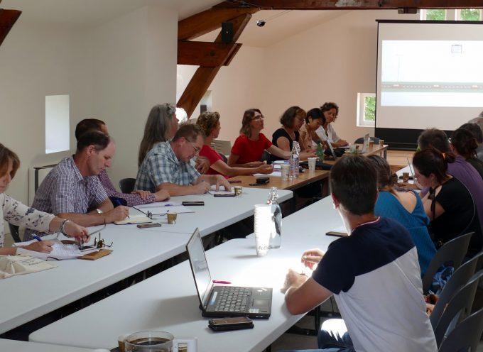 Projet d'installation du « CAMPUS des métiers et des qualifications du BTP » et usages du Numérique  en Pays Sud Toulousain.