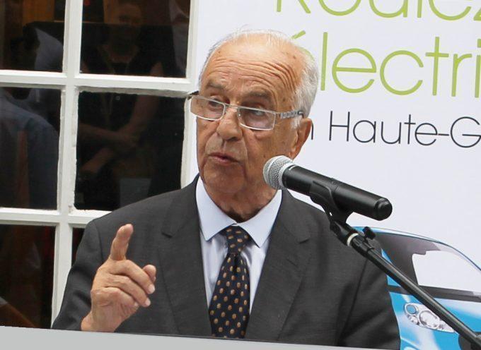 Pierre IZARD alerte le gouvernement sur l'avenir des syndicats d'énergie