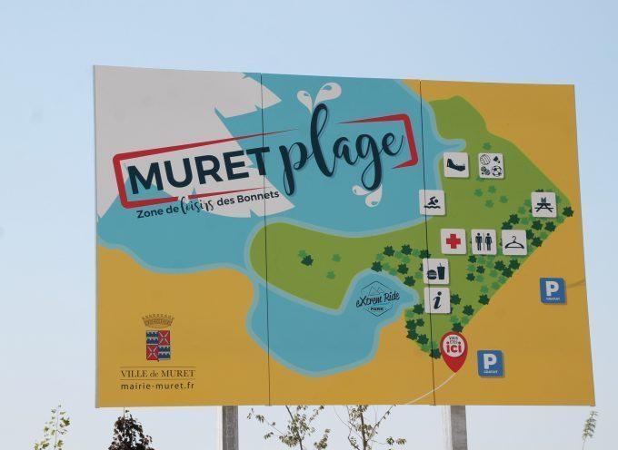 Activités gratuites à Muret Plage